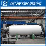 Criotubo árgon, azoto líquido do tanque de armazenagem de CO2
