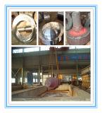 JIS Scm440 Scm435 ha forgiato le barre rotonde d'acciaio che forgiano gli anelli