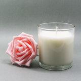Vela blanca de la decoración de la Navidad de la vela de la cera de parafina