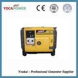 Ensemble de générateur de diesel silencieux à moteur diesel à faible puissance de 5.5kw