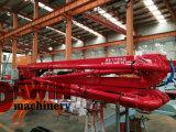 4つのアームおよび車輪が付いているHgy 23mのトレーラーの移動式くもの具体的な置くブーム
