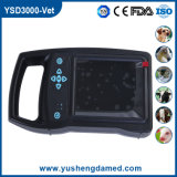 Sistema Handheld do ultra-som de Ysd3000-Vet Digitas