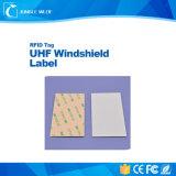 860-960MHz de UHFMarkering Ucode van het Windscherm voor Toegangsbeheer