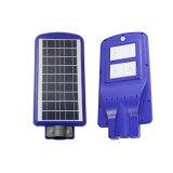 Outdoor LED intégrée tous dans une rue lumière solaire/lampe/l'éclairage