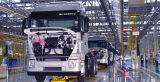 Autocarro con cassone ribaltabile di punto culminante di Hongyan Kingkan 6*4