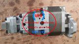 Bomba de engrenagem 705-95-07020 do OEM KOMATSU de Japão Material& Technology~ para os caminhões de descarga Hm250-2/Hm300-2
