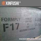 La película de F17/F14 Formply hizo frente a la madera contrachapada para el mercado de Australia