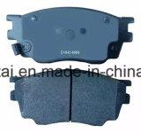 Zapata de freno de la fabricación de China la mejor G2yd3323z D1642 para Mazda