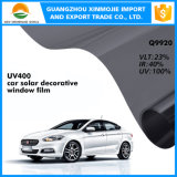 Оттенок УФ400 100% УФ короткого замыкания салона автомобиля защитную пленку стекла автомобилей пленкой управления солнечной энергии