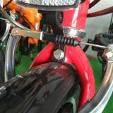 Carregadores de borracha da tampa protetora do fole/contra poeira de Reistant da vibração para a bicicleta da estrada