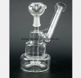 5.9 Zoll-Glaswasser-Rohr-Filter-Wiederanlauf-Glaspfeife