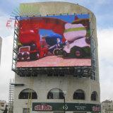 Display/LEDの掲示板を広告するP8mm屋外のフルカラーLED