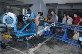 F1500c Spiral Duct Machine Make Galvanized Steel Spiral Duct, Spiral Tube Forming Machine