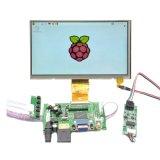 Малина Pi 7-дюймовый HD 1024 * 600 комплект модуля с сенсорным экраном