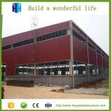 Fornecedor popular de China da vertente da oficina do armazém do edifício de frame de aço