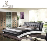 A060 Venta caliente dormitorio Cama Indonesia Muebles