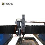 Huafei Gantry-Type CNC Máquina de corte para Acero