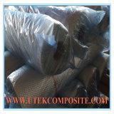 Tissu en verre de fibre de verre de la largeur 600GSM 2.6m d'E pour le panneau