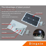 12V 6W Intewgrated Solar LED Lamp con CE RoHS