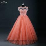 Elegante lange Abend-Kleider China