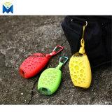 Haut-parleur portatif de Bluetooth de mangue de mini haut-parleur sans fil extérieur imperméable à l'eau