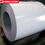El material de construcción de la bobina de acero galvanizado de color