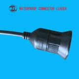 50cm 플러그 고압선을%s 가진 플라스틱 홀더 E27 LED 램프 홀더
