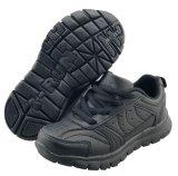 Nieuwe Schoenen 20298 van de Tennisschoen van de Sporten van Runing van Jonge geitjes Styler Toevallige Zwarte