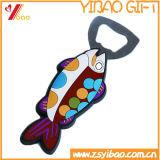 Ouvreur de bouteille coloré en caoutchouc mol (YB-LY-O-01)
