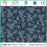 Baby-Spaziergänger-Material 600d überzogenes Oxford Blumen-Gewebe PU- Polyester 100%
