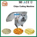 Промышленные автоматического приготовления картофеля фри микросхемы режущей машины