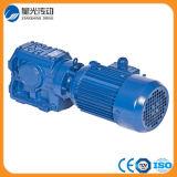 Caja de engranajes de gusano helicoidal con motor AC 380V