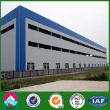Fornecedor de China do armazém da construção de aço com certificado de ISO/SGS