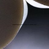 Пористый керамической подложке используются для автомобиля каталитический нейтрализатор