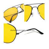 Sonnenbrille-Auto-Fahrer-Nachtsicht-Schutzbrillengelbe Sun-Glas-Blendschutzfrauen der neuen Ankunfts-Männer, die Gläser fahren