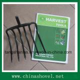 Вилка сада стали углерода инструмента вилки сада аграрная