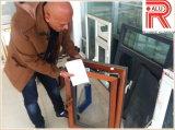 Алюминиевые/алюминиевые профили штрангя-прессовани покрытия порошка для сползая окна