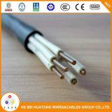 600/1000в 5 основных XLPE изоляцией огнестойкие кабель питания
