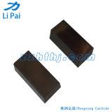 Barras de carboneto de tungstênio Customzied com superfície de espelho