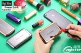 Batería externa batería portable de la potencia de la batería móvil de la potencia de 5000 mAh para el teléfono móvil