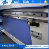 Porta de madeira da alta qualidade que faz a máquina do router do CNC