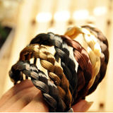 Hairbandの毛のアクセサリの新しい韓国のかつらロープの毛バンドアクセサリ