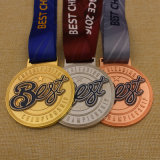 Médaille personnalisée de récompense d'école de Mba en métal pour des élèves de Mba