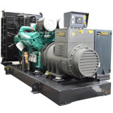 centrale elettrica 1000kVA con il combustibile doppio Hfo del gas diesel del combustibile