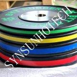 Stoßplatten-Konkurrenz-Anschlagpuffer flechten mit Farbe