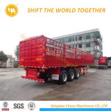 3axles Warehouse Cargo Truck Trailer Cargo Truck Semi Trailer