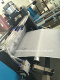 Machine automatique de fabrication de serviettes en papier pliable pour impression de couleurs