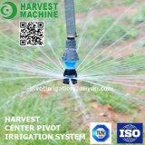 Equipamento flexível agricultural da irrigação do injetor de água do motor Diesel