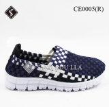 Breathable beiläufige Sport-Schuhe für Frauen u. Webart-Schuhe
