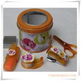 Ensemble de papeterie en boîte en PVC pour cadeau promotionnel (OI18020)